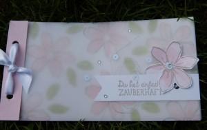 Karte blumige Grüße_Barbara