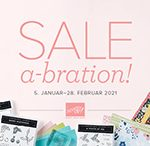 Sale-a-bration – 5.1. – 28.2.2021